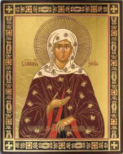 Св. Блаженная Ксения Санкт-Питербургская